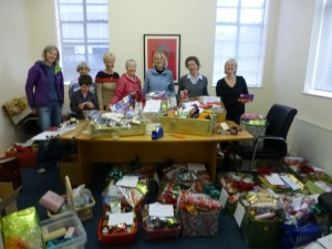 Team Hampers 2 - out of focus
